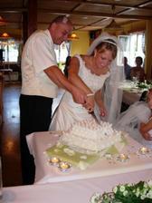 dort byl úžasnýýý,...... je tu trochu vidět vylepšený vzhled zenicha