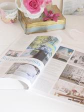 Také malé novoročné prekvapenie... našla som sa v časopise o bývaní :-)