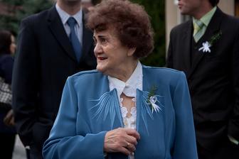 moje milovaná babička