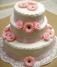 Náš svatebni dortík:-)