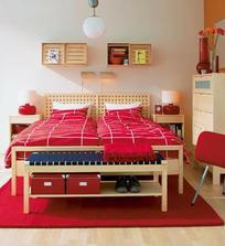 hodně podobnou postel máme vyhlídlou, jen v tmavé barvě