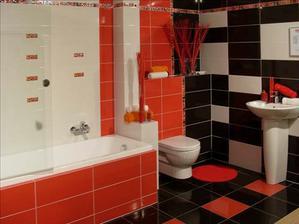 koupelna je v poměrně dobrém stavu, do budoucna bych chtěla jiné oblaklady a nové hranaté umyvadlo