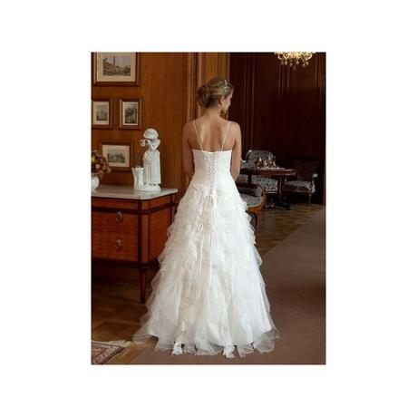 9b25786b70db Výpredaj svadobných šiat - Svadobné šaty krémovej farby