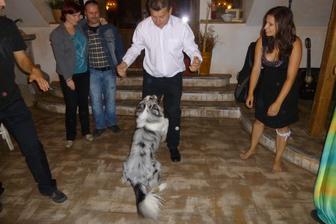 i Jethro tančil
