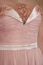 Malá ukážka mojich svadobných šiat od Dyoni :) v skutočnosti sú ešte krajšie :)