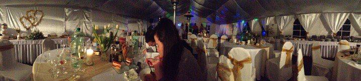 Svadobný stan