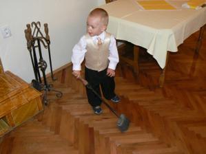 Matejko upratuje:-)