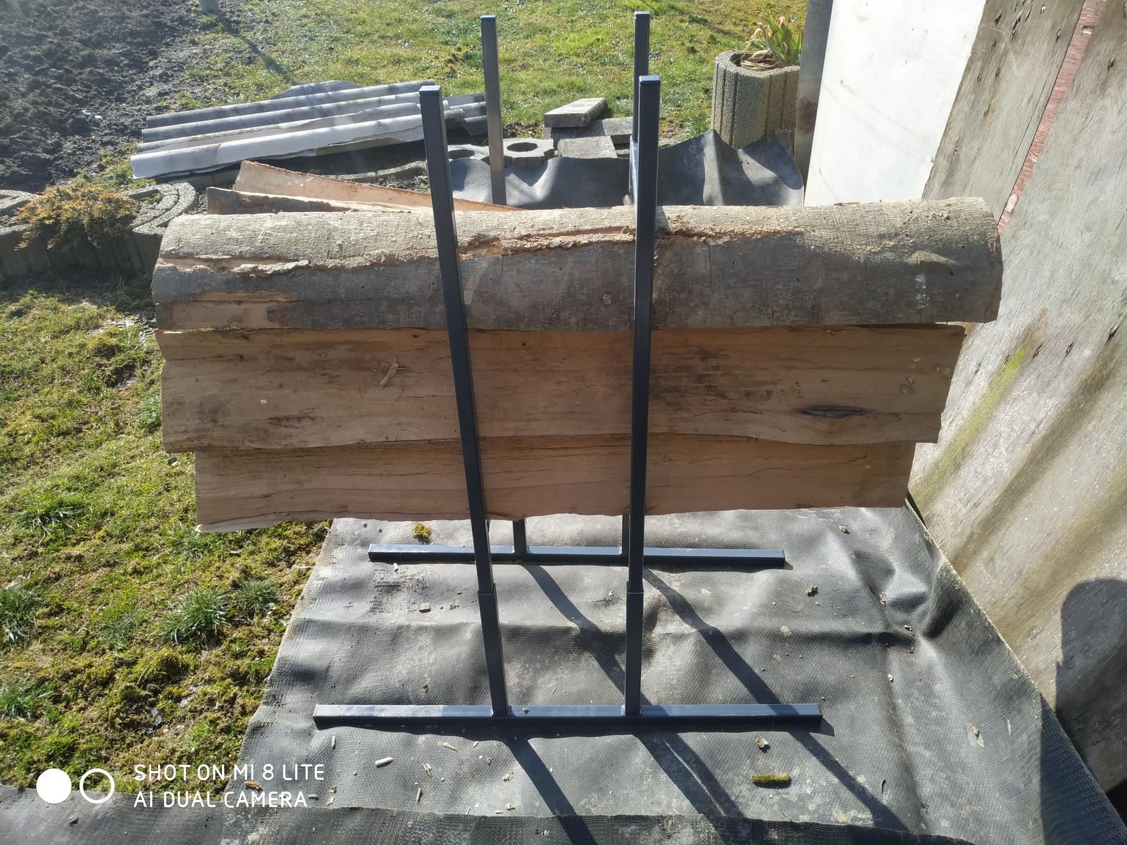 Stojan na rezanie dreva - Obrázok č. 1