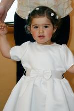 naša dcérka Rebeka