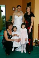 s kamarátkami Zuzanou a Veronikou
