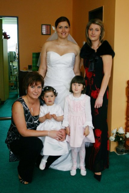 Lucia Rusková{{_AND_}}Milan Rudnický - s kamarátkami Zuzanou a Veronikou
