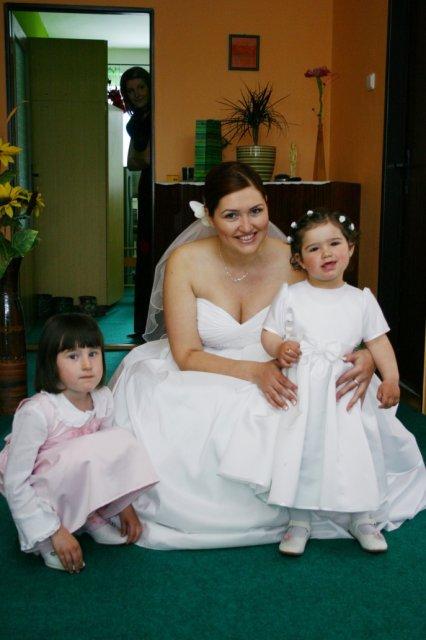 Lucia Rusková{{_AND_}}Milan Rudnický - dve nevesty pre tatina