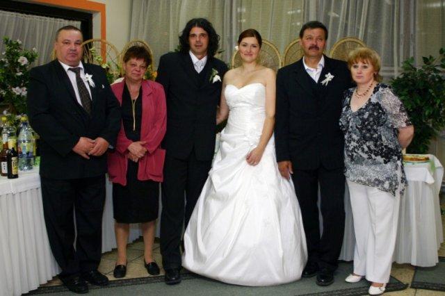 Lucia Rusková{{_AND_}}Milan Rudnický - naši rodičia