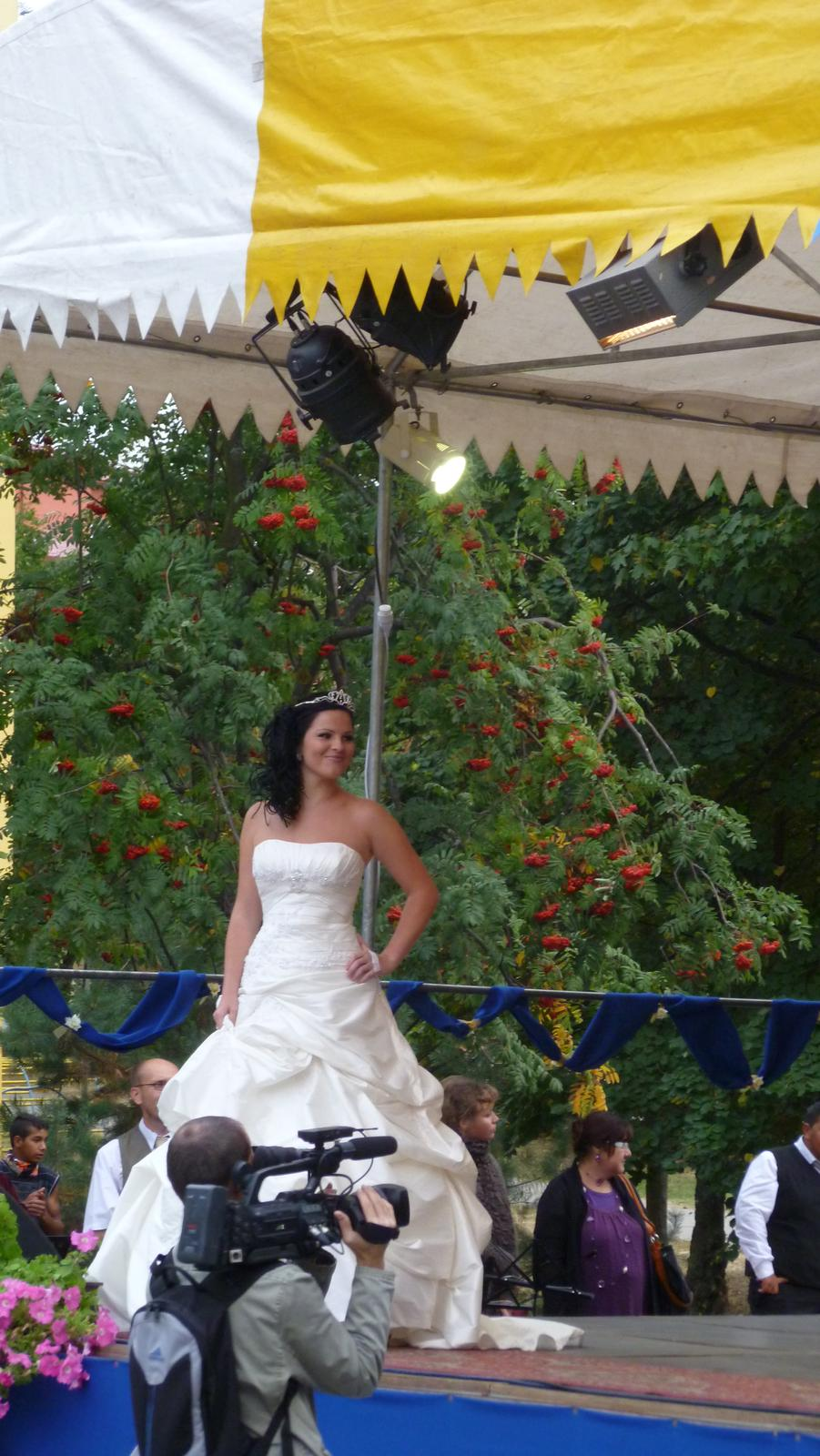 Luxusne svadobne šaty Elianna... - Obrázok č. 1