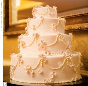 Wedding Royale - svadobna torticka s troskou 'pompeznosti' :)