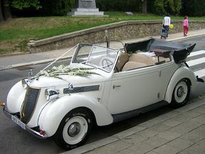 krásné auto