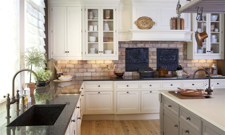 Moje inšpirácie pre náš domček-kuchyňa. - Obrázok č. 12