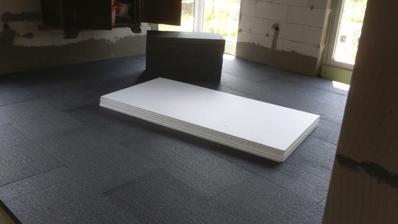 polystyrén - 6 + 2 + 8 cm