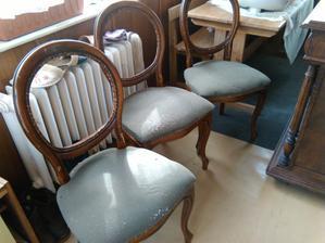 Konečne som našla moje vysnívané stoličky