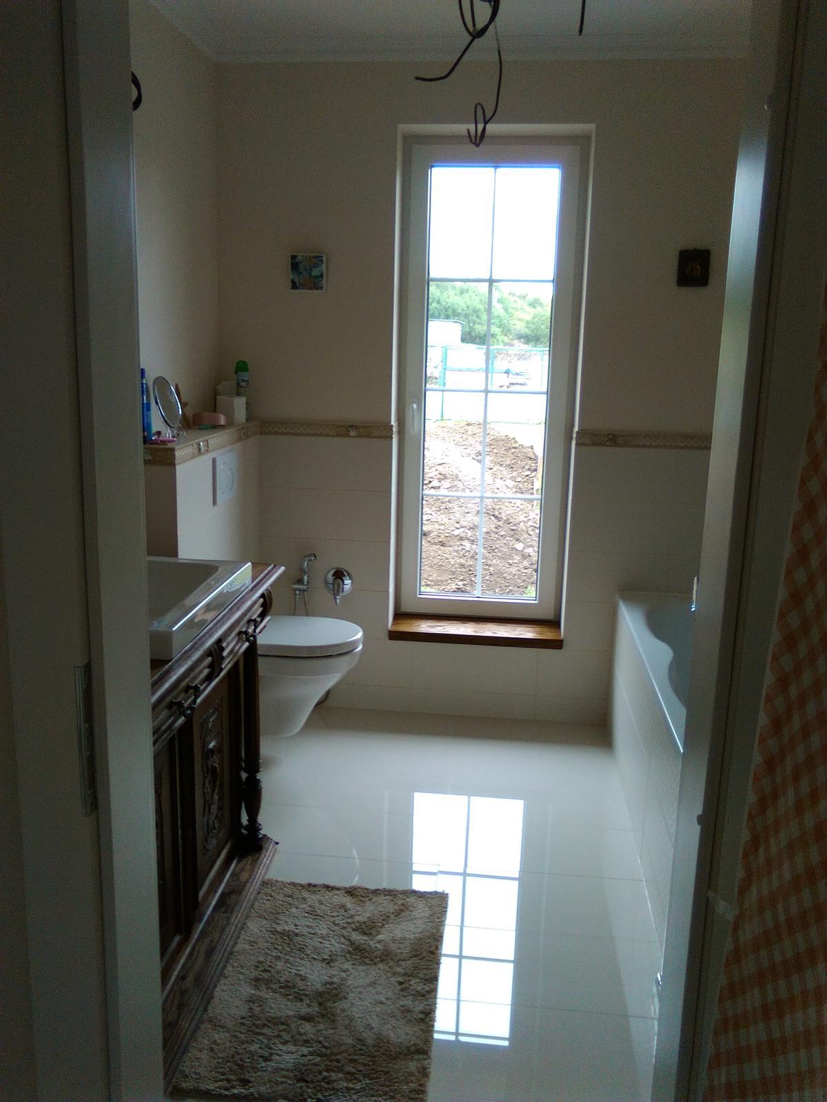 Náš nový domov-už bývame :-) - Obrázok č. 31