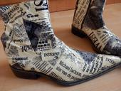 Pánské originální boty, 42