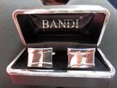 Manžetové knoflíčky Bandi,