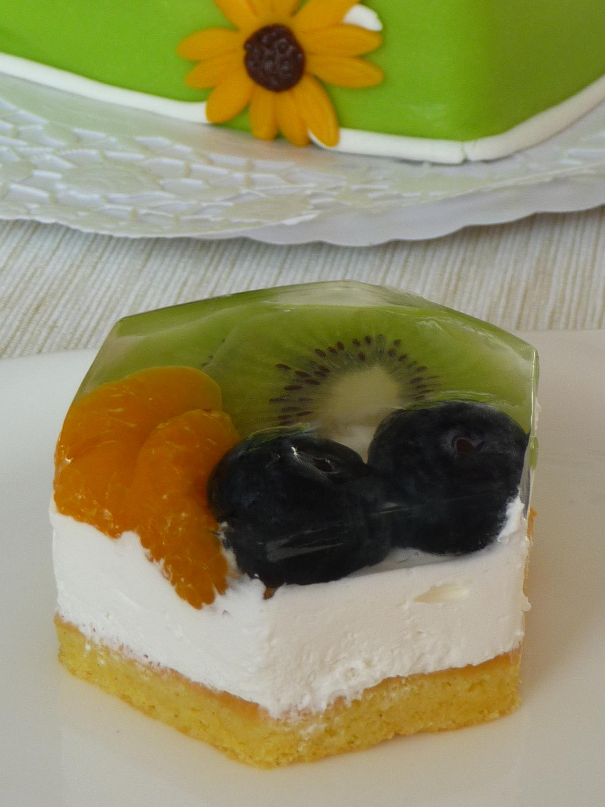 Z mého kuchařského deníku - Zase u nás proběhla jedna oslavička a tudíž pečení dortíčků :)