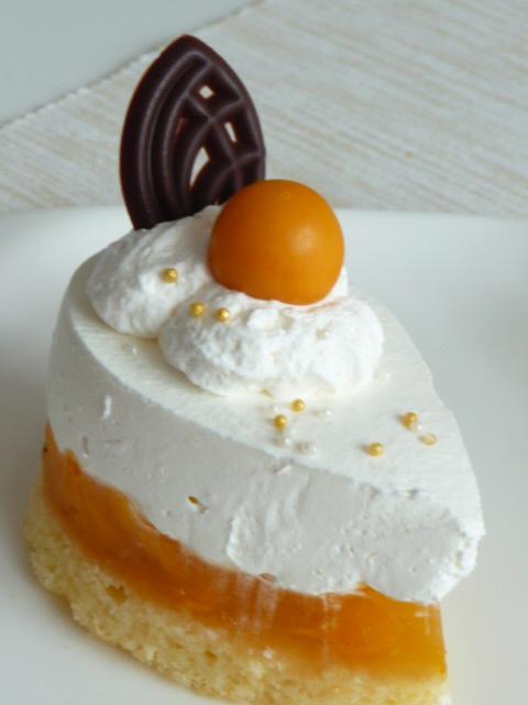 Z mého kuchařského deníku - Mandarinková semifreda