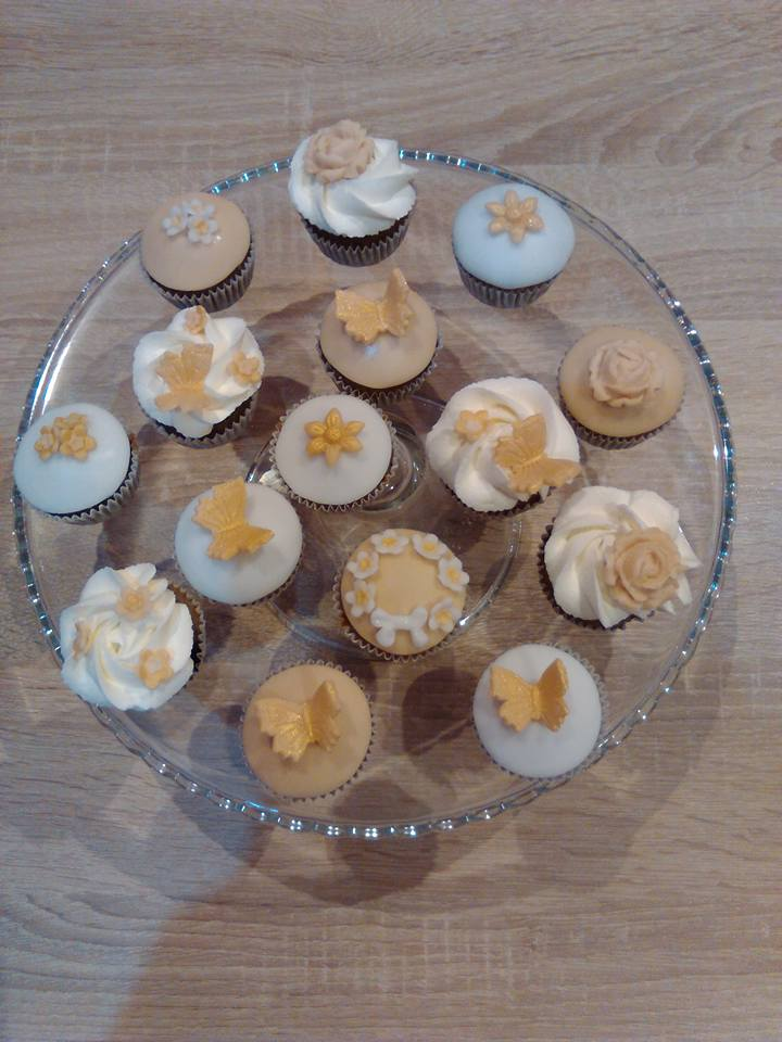 Svadba 26.09.2015 - mini muffiny