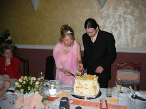 krajanie torty uz v popolnocnych