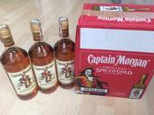 Rum Captain Morgan Spice Gold 1L,