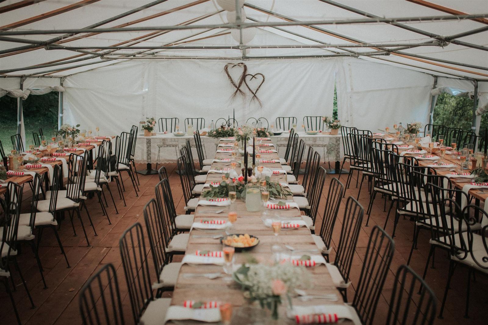 Krásna a romantická svadobná party v záhrade reštaurácie Bistra Dukát - Le Gout v srdci B. Bystrice. - Obrázok č. 15