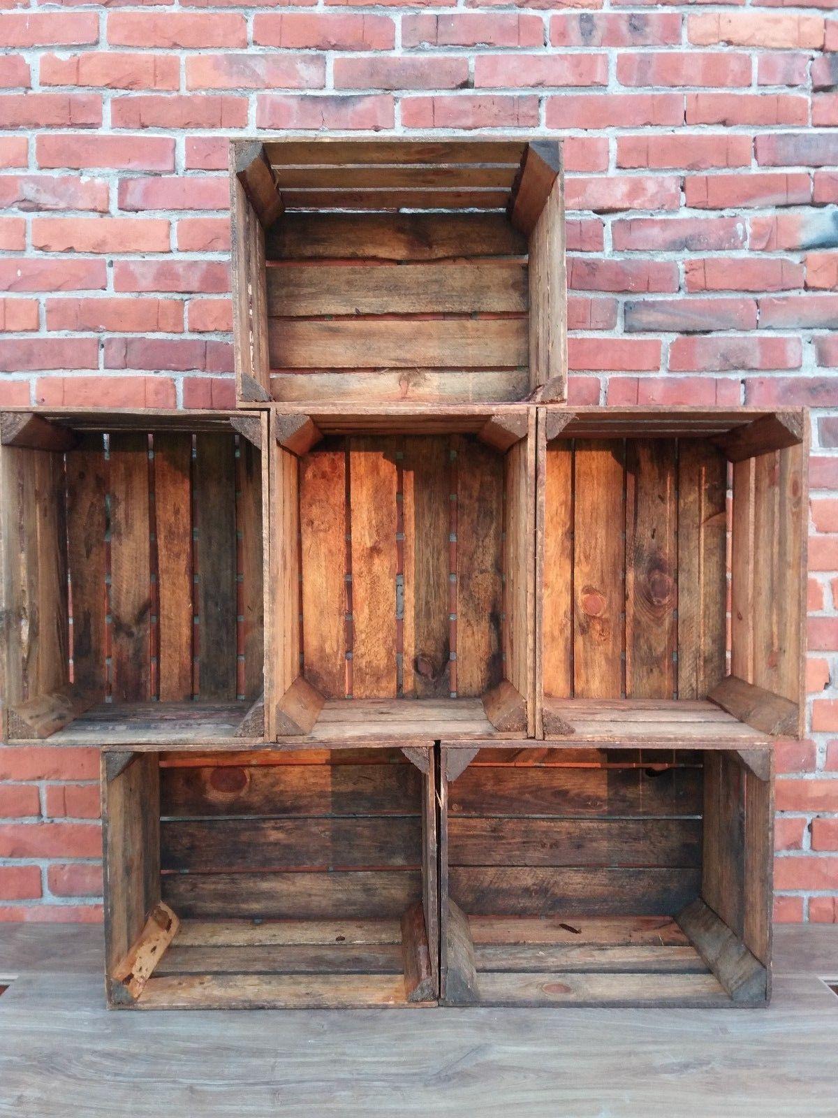 Rustikálne prepravky z dreva - Obrázok č. 1