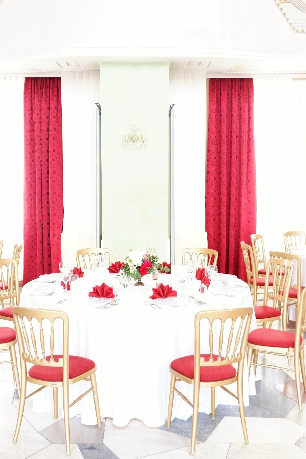 obrus na okrúhly stôl 320 cm alebo 300 cm - Obrázok č. 3
