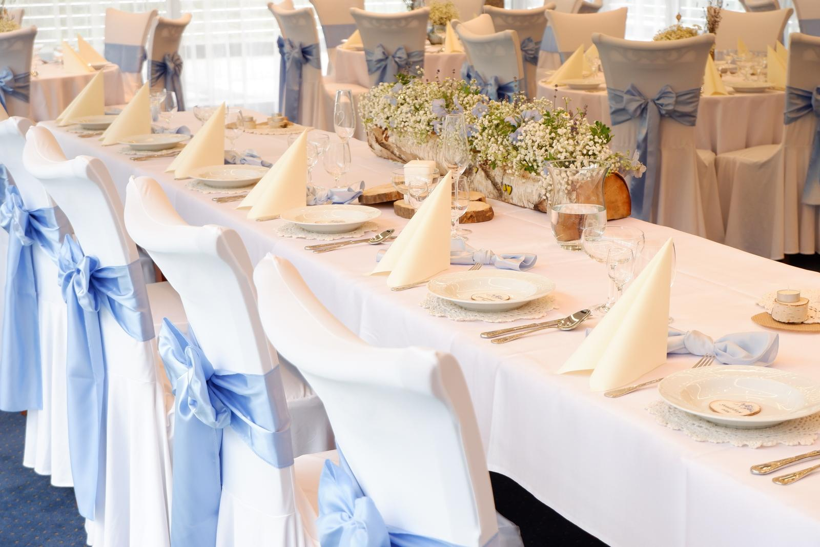 modré zrkadlové vázy - Obrázok č. 2