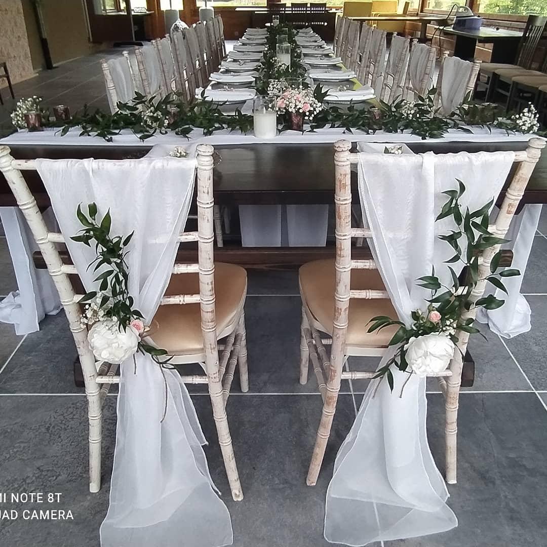 Stále obľúbené sú svadby v štýle greenery - Obrázok č. 3