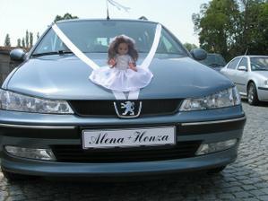 Moje auto s panenkou