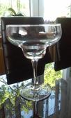 skleničky vhodné na ikebany na stůl,