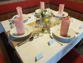 výzdobu na svatební hostinu vitange,