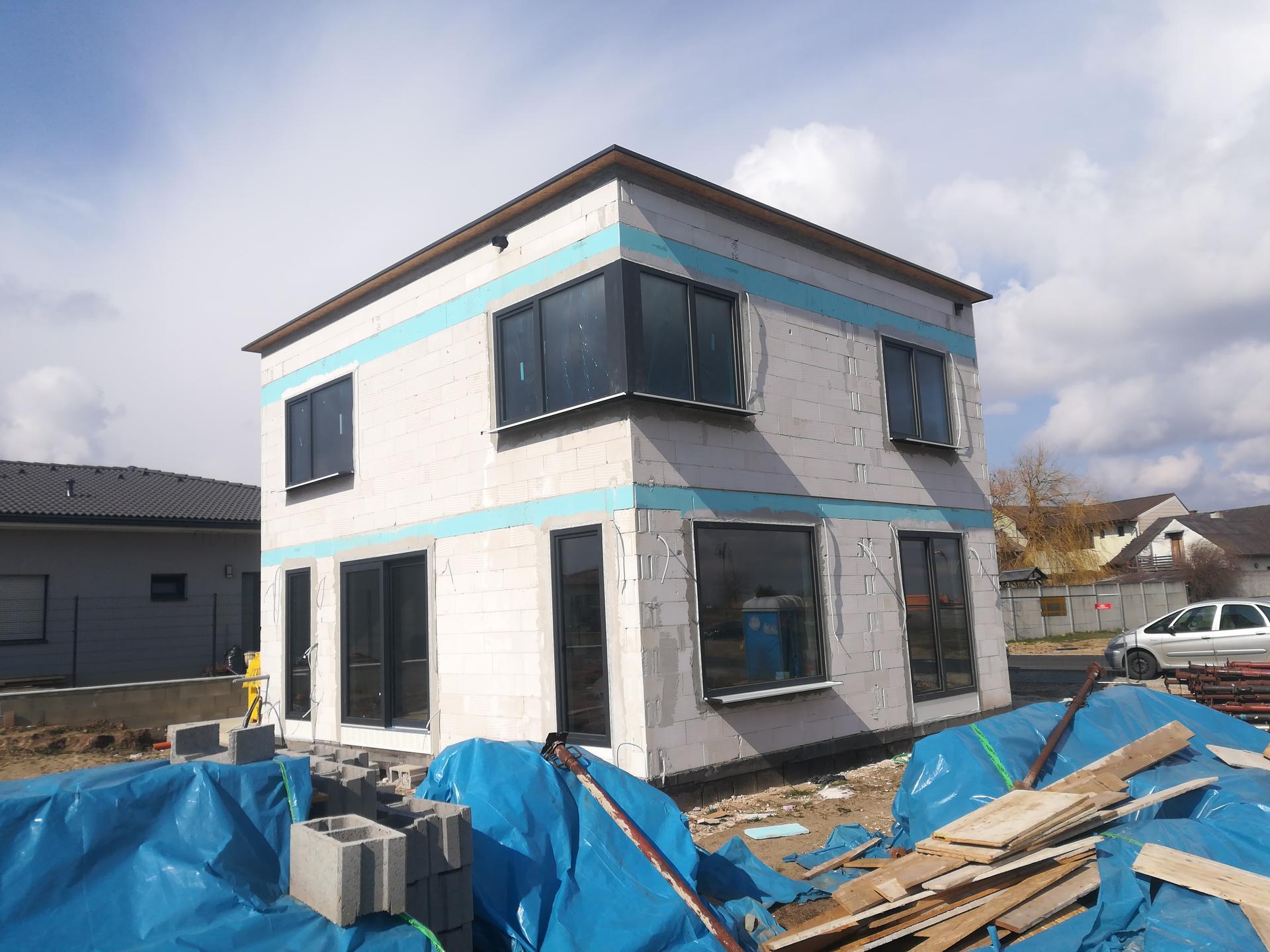 Das Haus - Stavba uzavreta :)