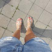 Baťa sandály vel.39, 39