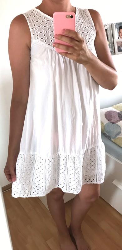 Reserved šaty s ažurou vel.38 - Obrázek č. 3