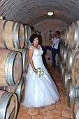 Svatební šaty Madora, 44