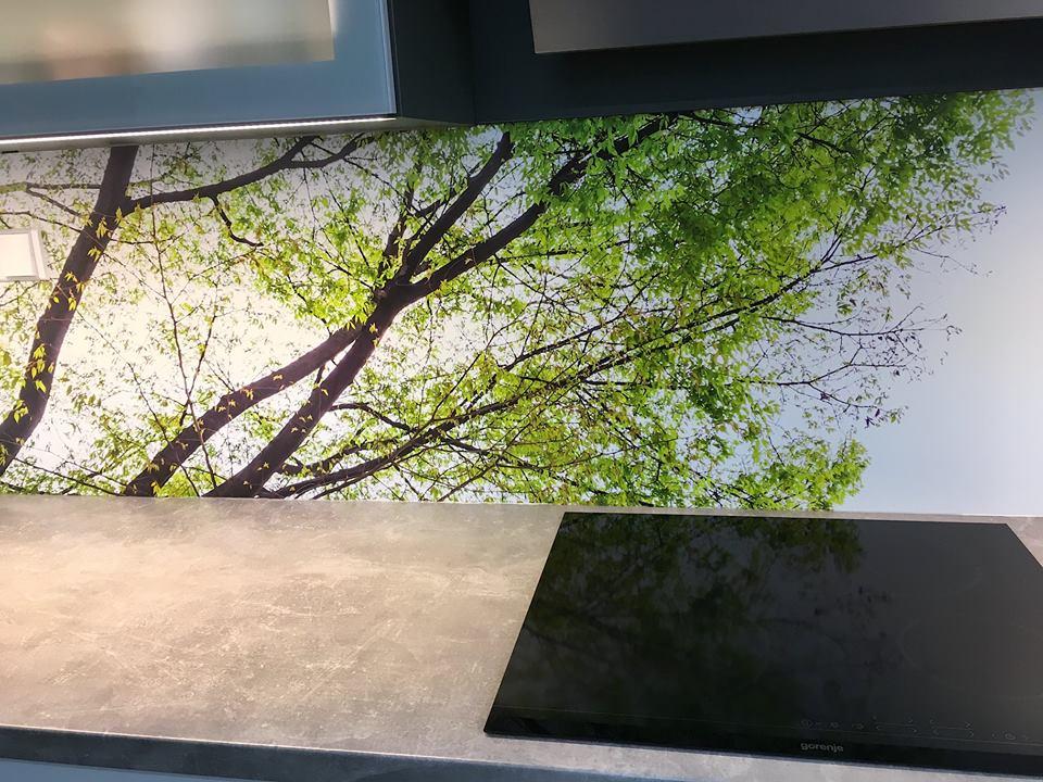 Graftazitový obklad - motiv přírody_větve stromu - Obrázek č. 3