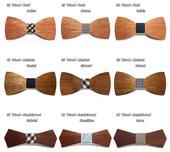 Motílik drevený - rôzne motívy,