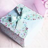 Box na koláčik 14,5x8x14,5 cm - 10 ks,