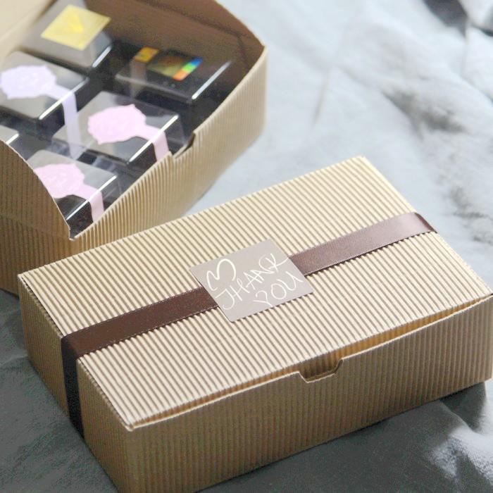 Box na zákusky 18x12x5 cm - 10 ks - Obrázok č. 1