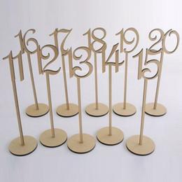 Čísla na stoly 10-20 - Obrázok č. 1
