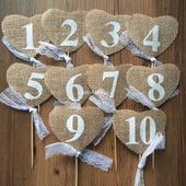 Set čísiel 1-10,