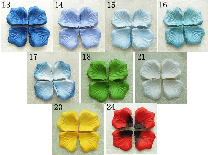 Lupene ruží rôzne farby - 100 ks - Obrázok č. 3